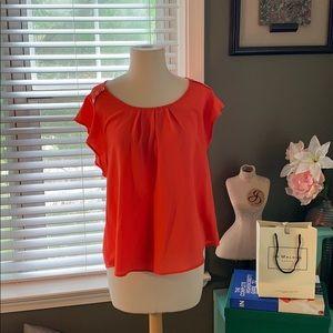 Beautiful Orange Blouse